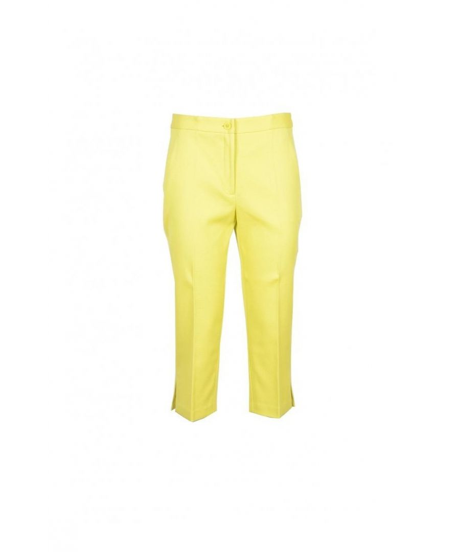 Image for Boutique Moschino Women's Trousers In Green