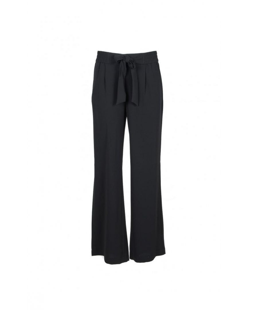 Image for Boutique Moschino Women's Trousers In Black