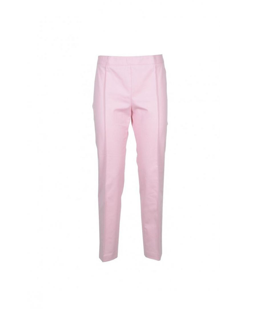 Image for Boutique Moschino Women's Trousers In Pink