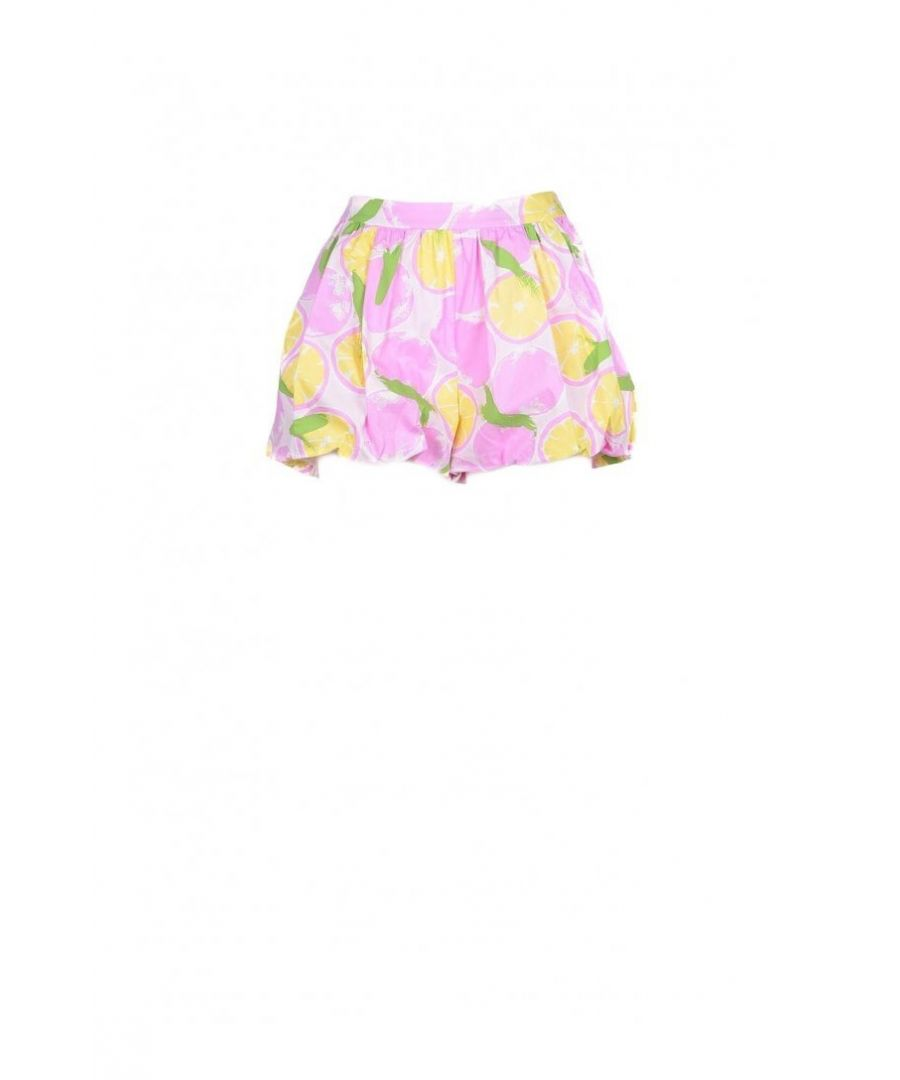 Image for Boutique Moschino Women's Shorts In Pink