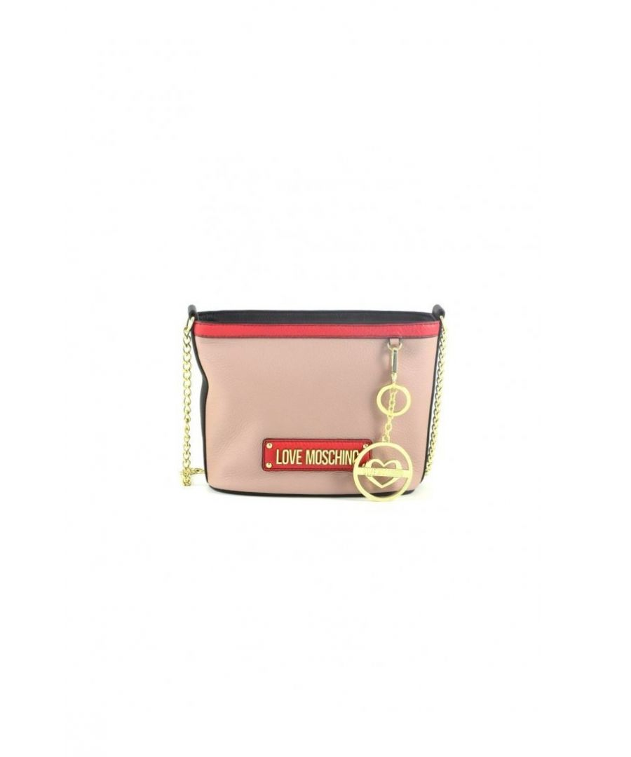Image for Love Moschino Women's Bag In Pink