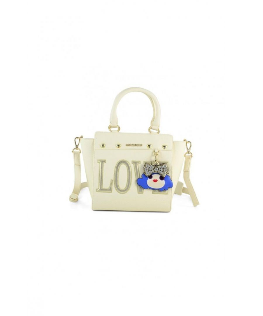 Image for Love Moschino Women's Bag In Beige