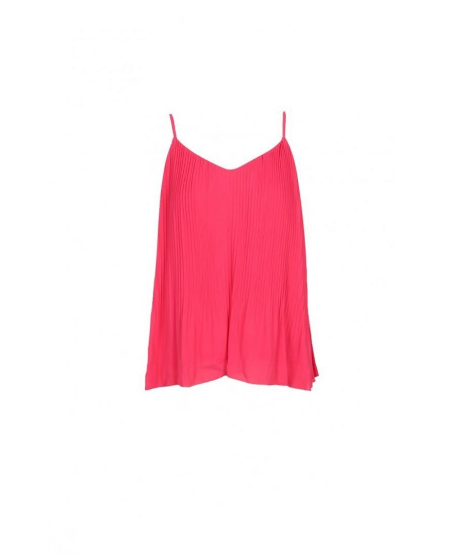Image for Manila Grace Women's Top In Red