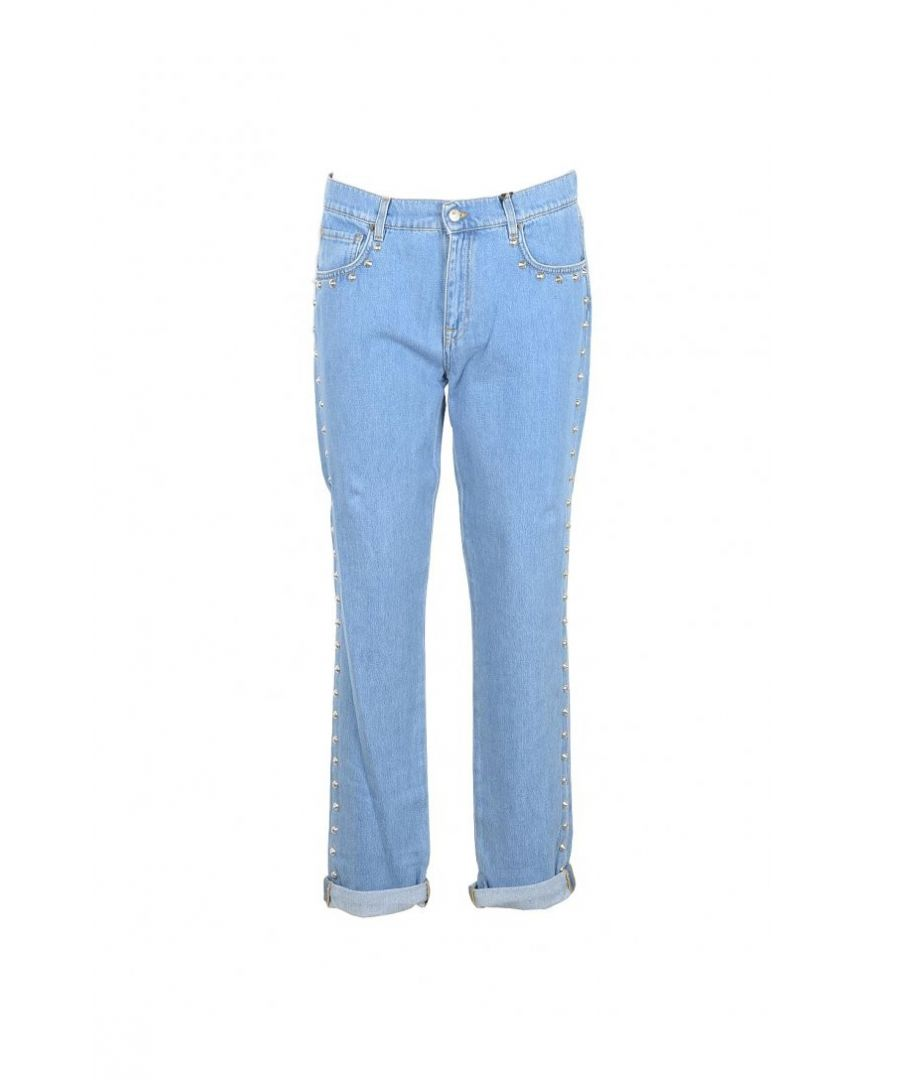 Image for Moschino Couture Men's Jeans In Blue