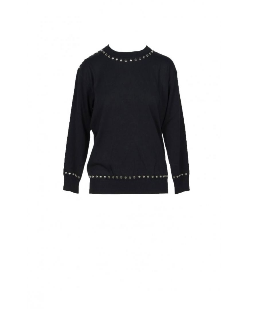Image for Moschino Couture Women's Knitwear In Black