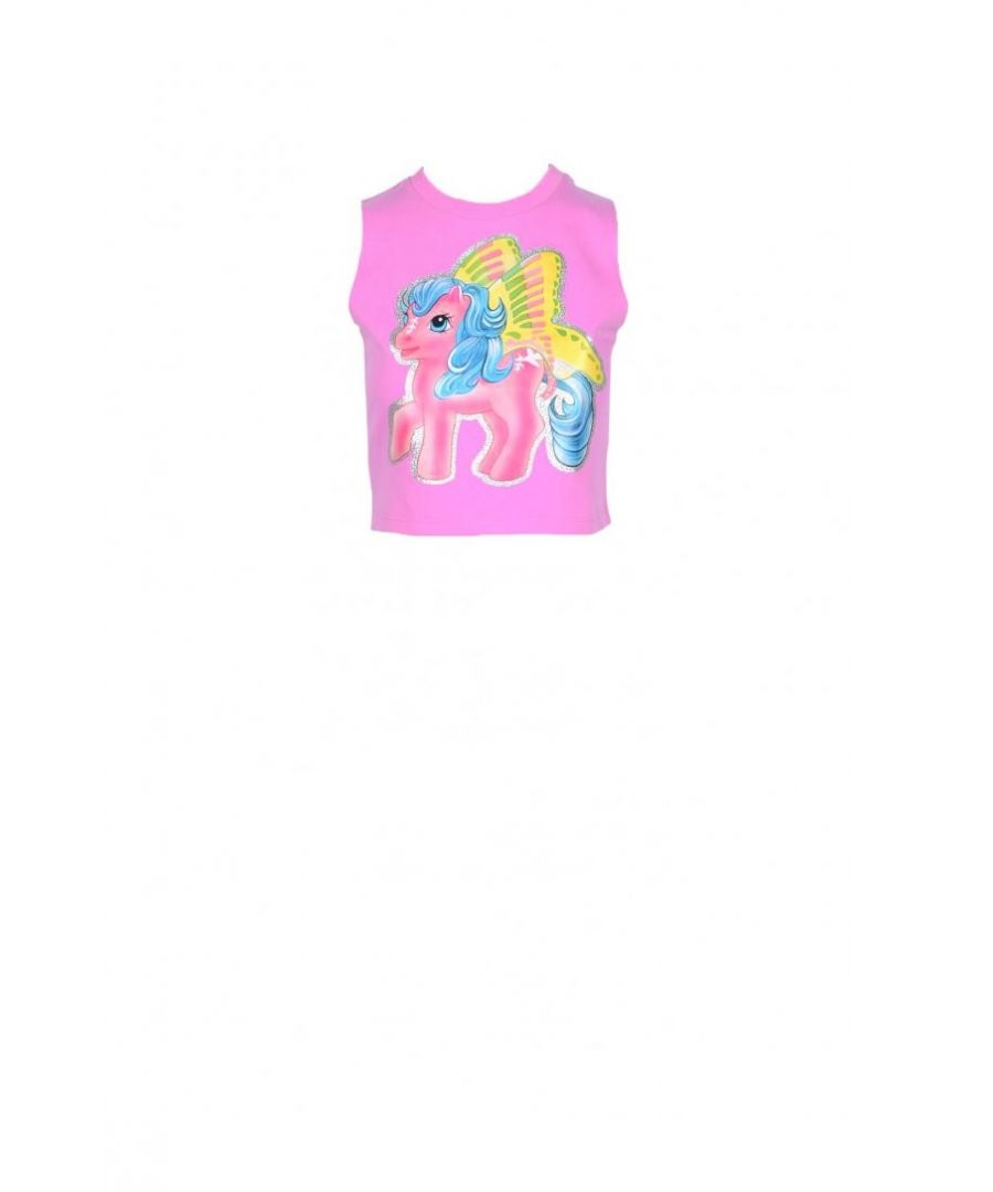 Image for Moschino Couture Women's T-Shirt In Pink