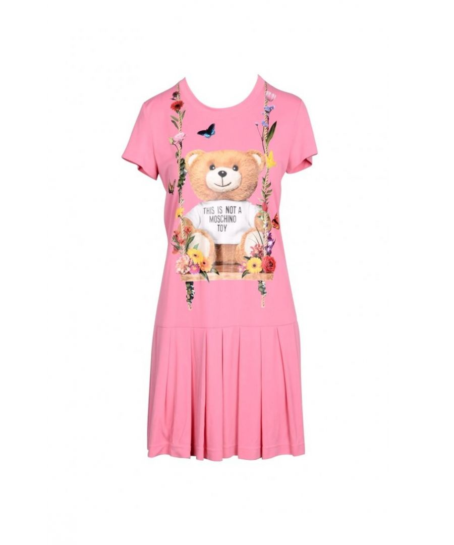 Image for Moschino Couture Women's Dress In Pink