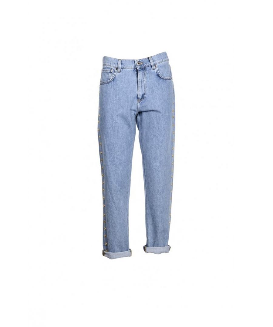 Image for Moschino Couture Women's Jeans In Blue
