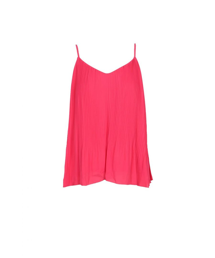 Image for Manila Grace Women's Top In Pink