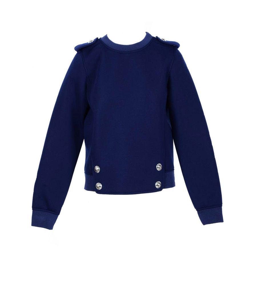 Image for Love Moschino Women's Knitwear In Blue