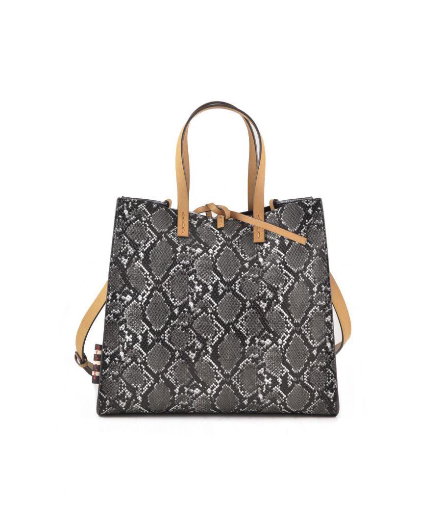 Image for Manila Grace Women's Bag In Black