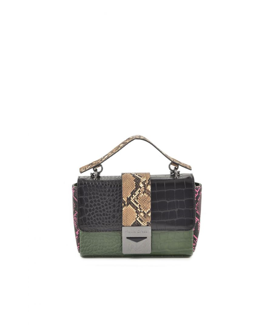 Image for Manila Grace Women's Bag In Multicolor