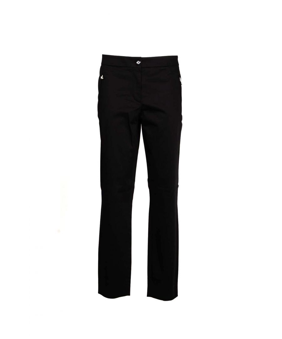Image for Moschino Couture Women's Trousers In Black