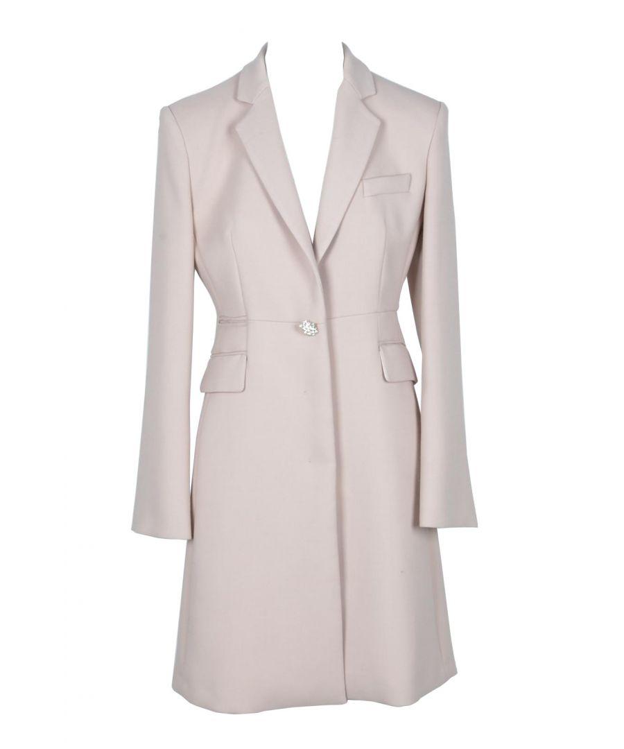 Image for Pinko Women's Coat In Pink