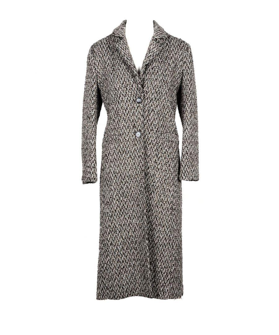 Image for Pink Memories Women's Coat In Brown