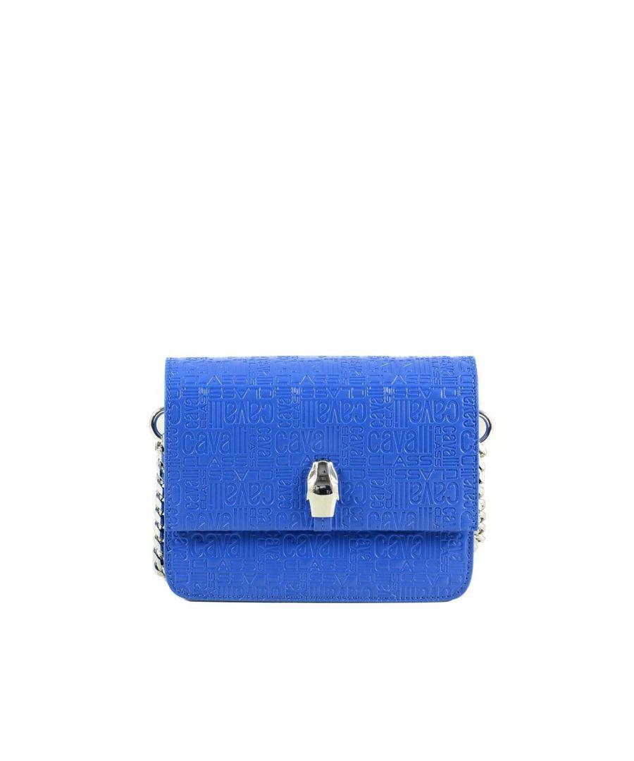 Image for Cavalli Class Women's Bag In Light Blue