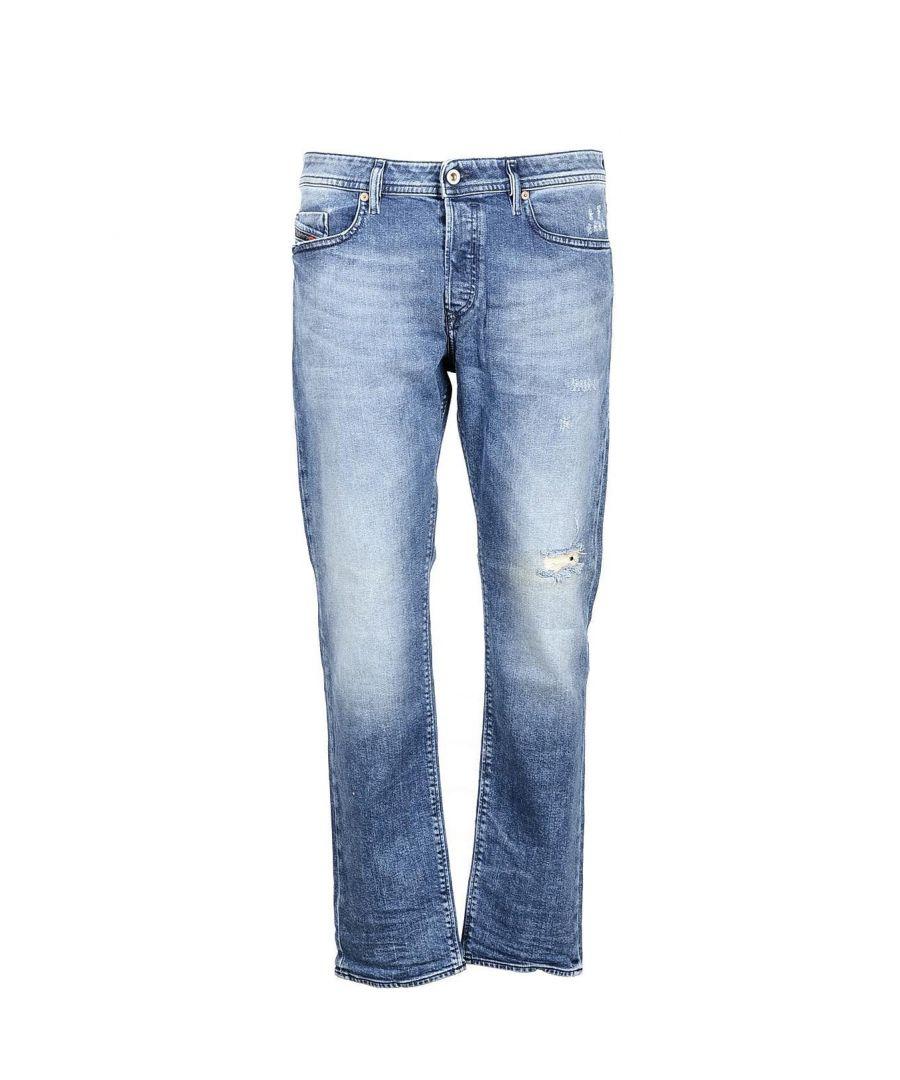 Image for Diesel Men's Jeans In Blue