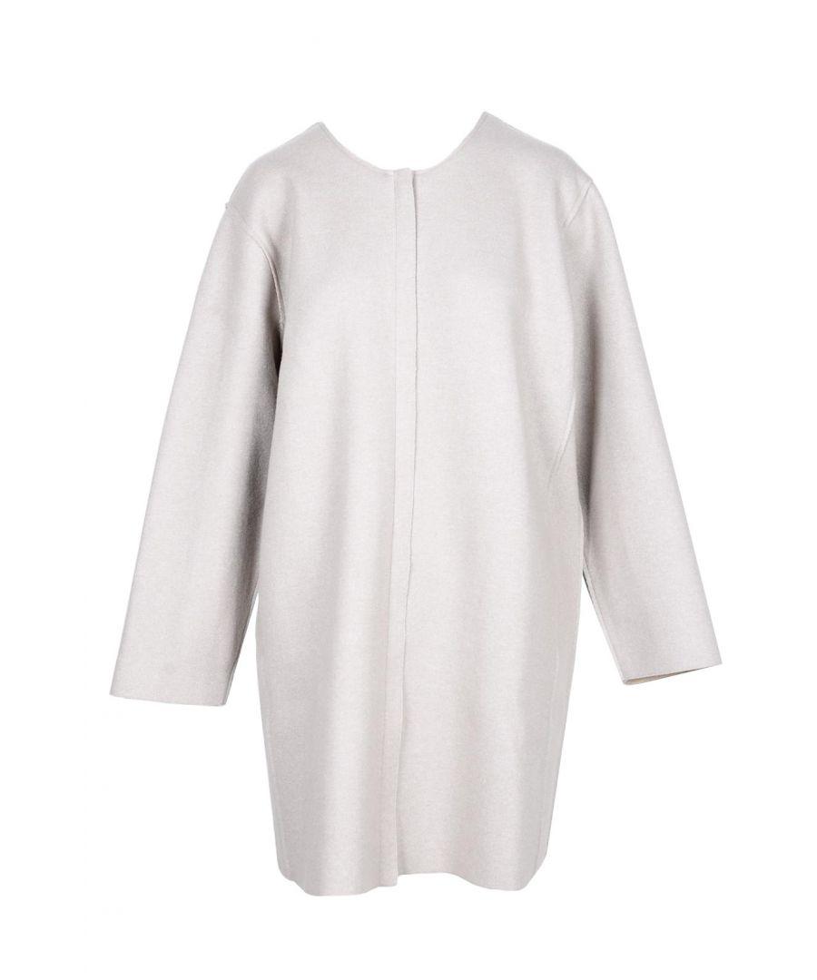 Image for Lamberto Losani Women's Coat In Beige