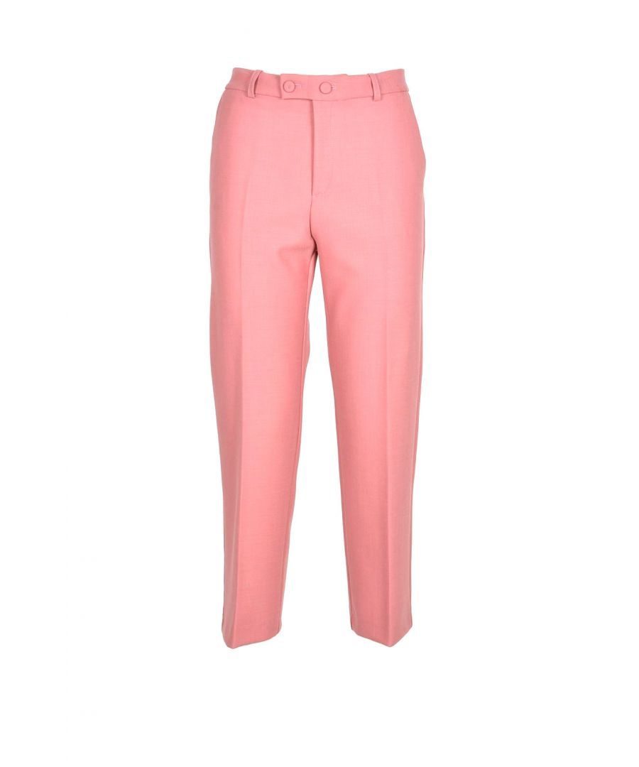 Image for Pinko Women's Trousers In Pink