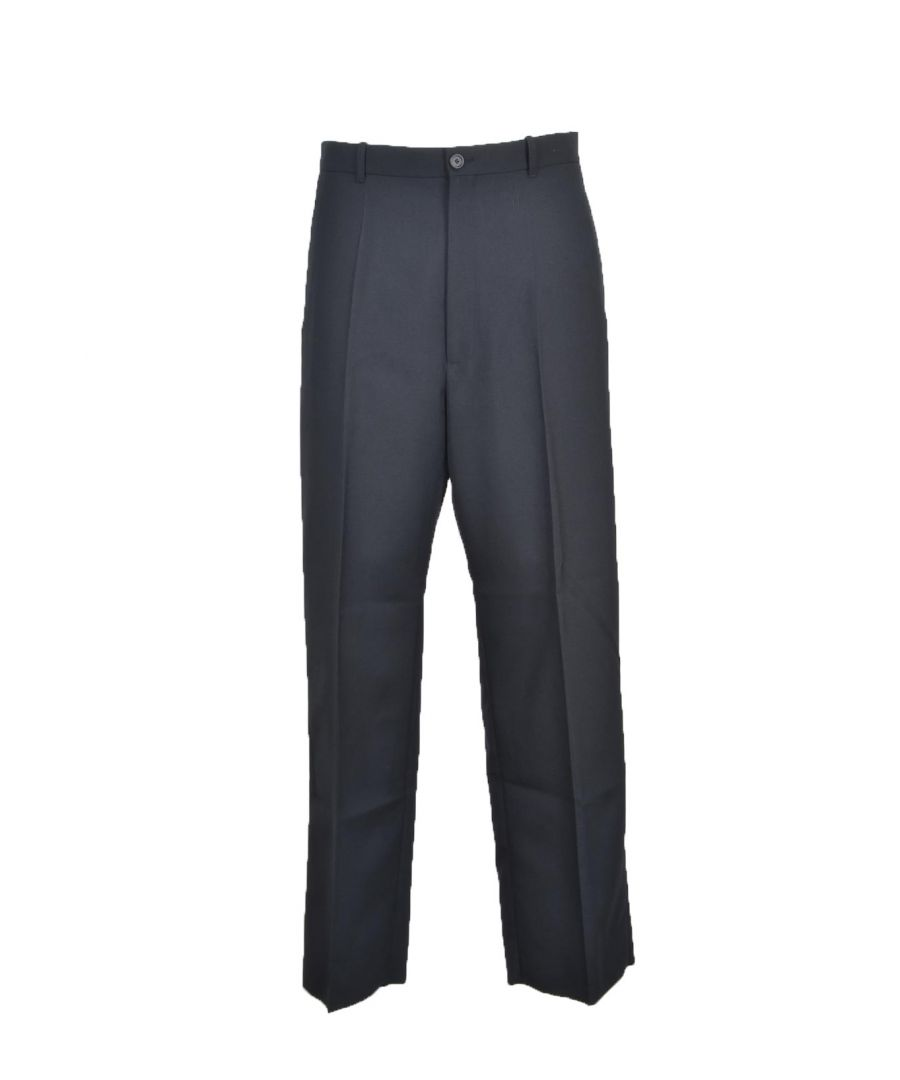 Image for Balenciaga Men's Trousers In Black