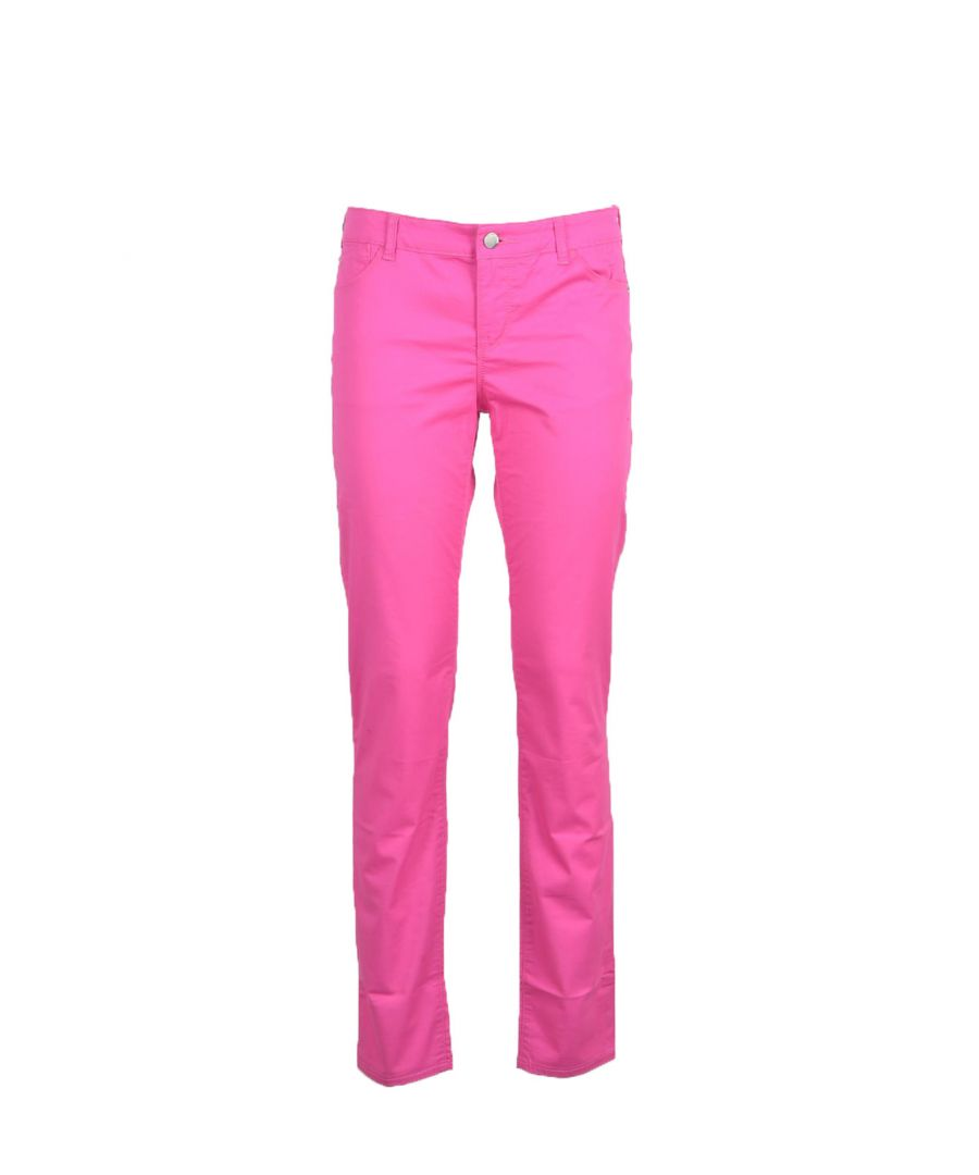 Image for Emporio Armani Women's Trousers In Pink