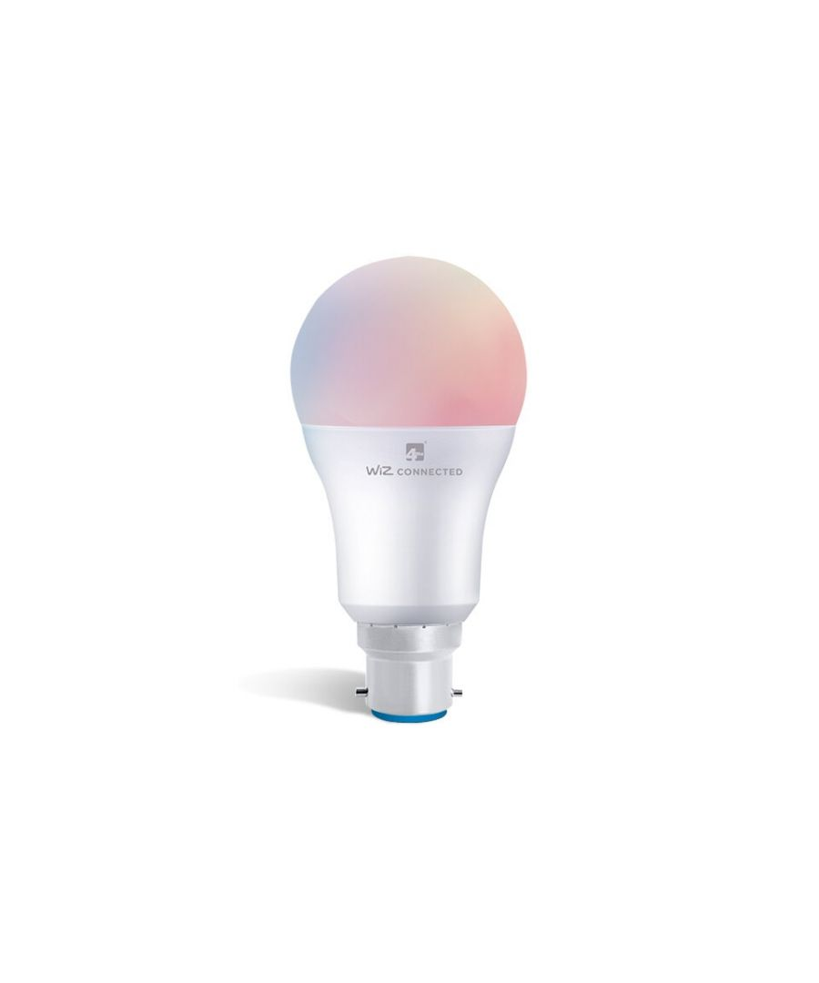 Image for WiZ LED Smart Bulb Wifi/Bluetooth A60 B22