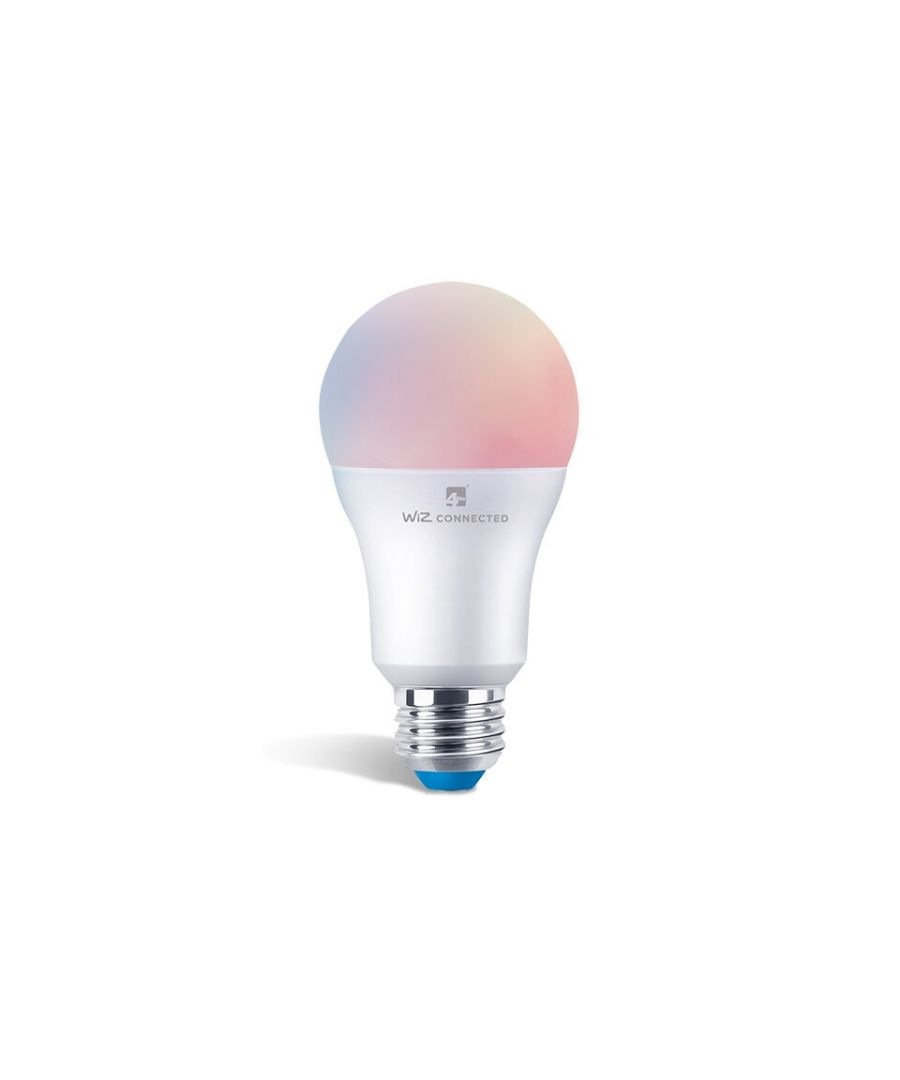 Image for WiZ LED Smart Bulb Wifi/Bluetooth A60 E27