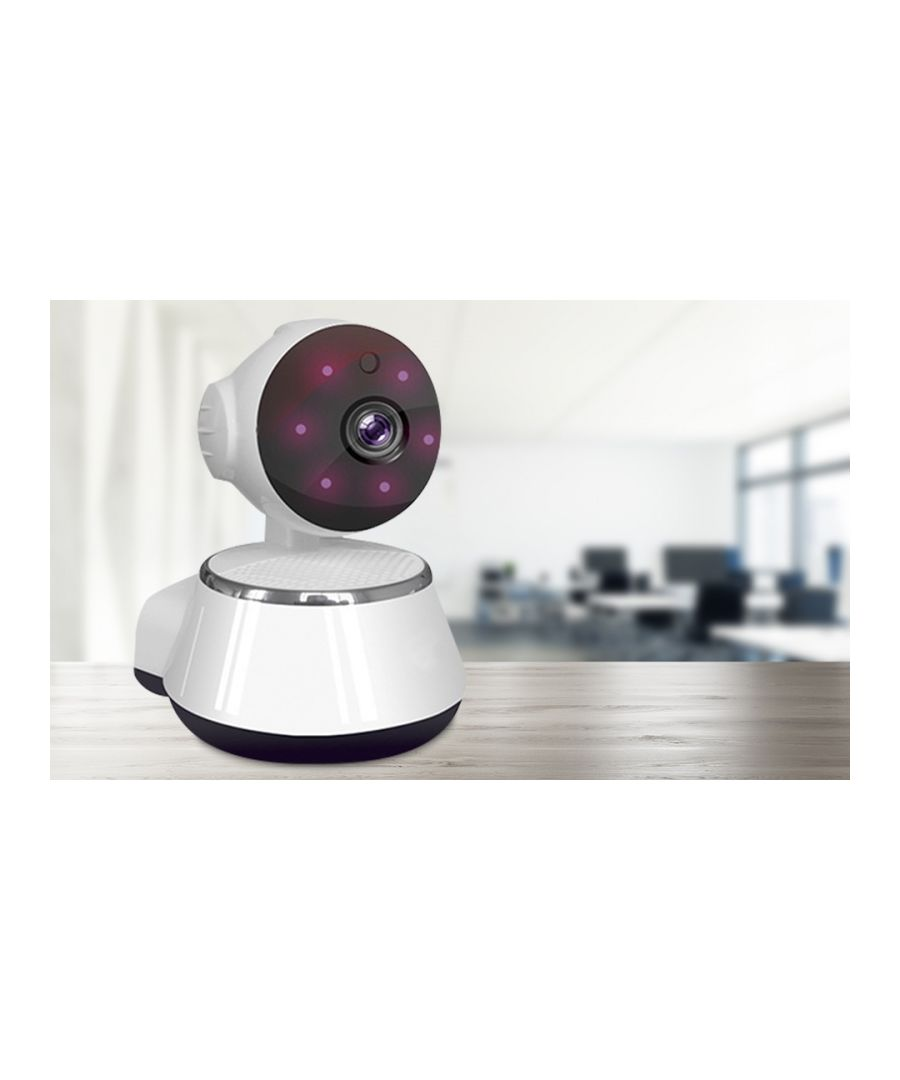 Image for Aquarius 360° HD Indoor Wireless Smart Home Camera