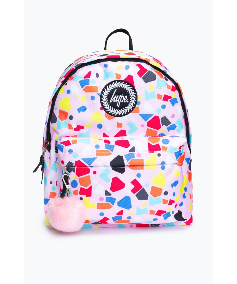 Image for Hype Geo Granit Shapes Backpack