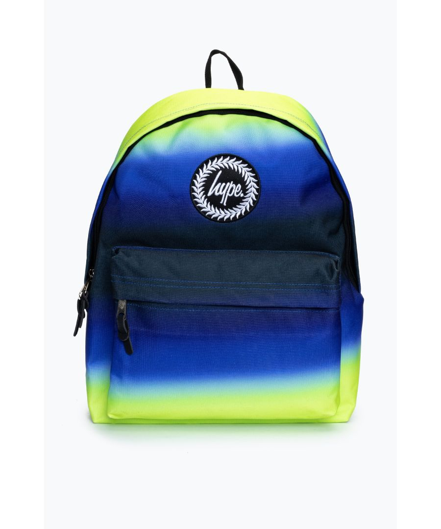 Image for Hype Lime Gradient Backpack