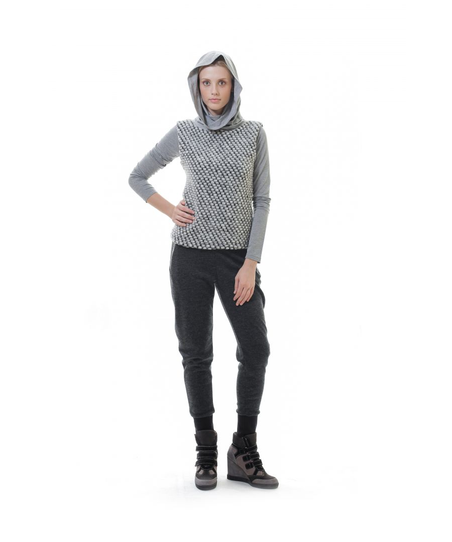 Image for Long Sleeve Snood Top