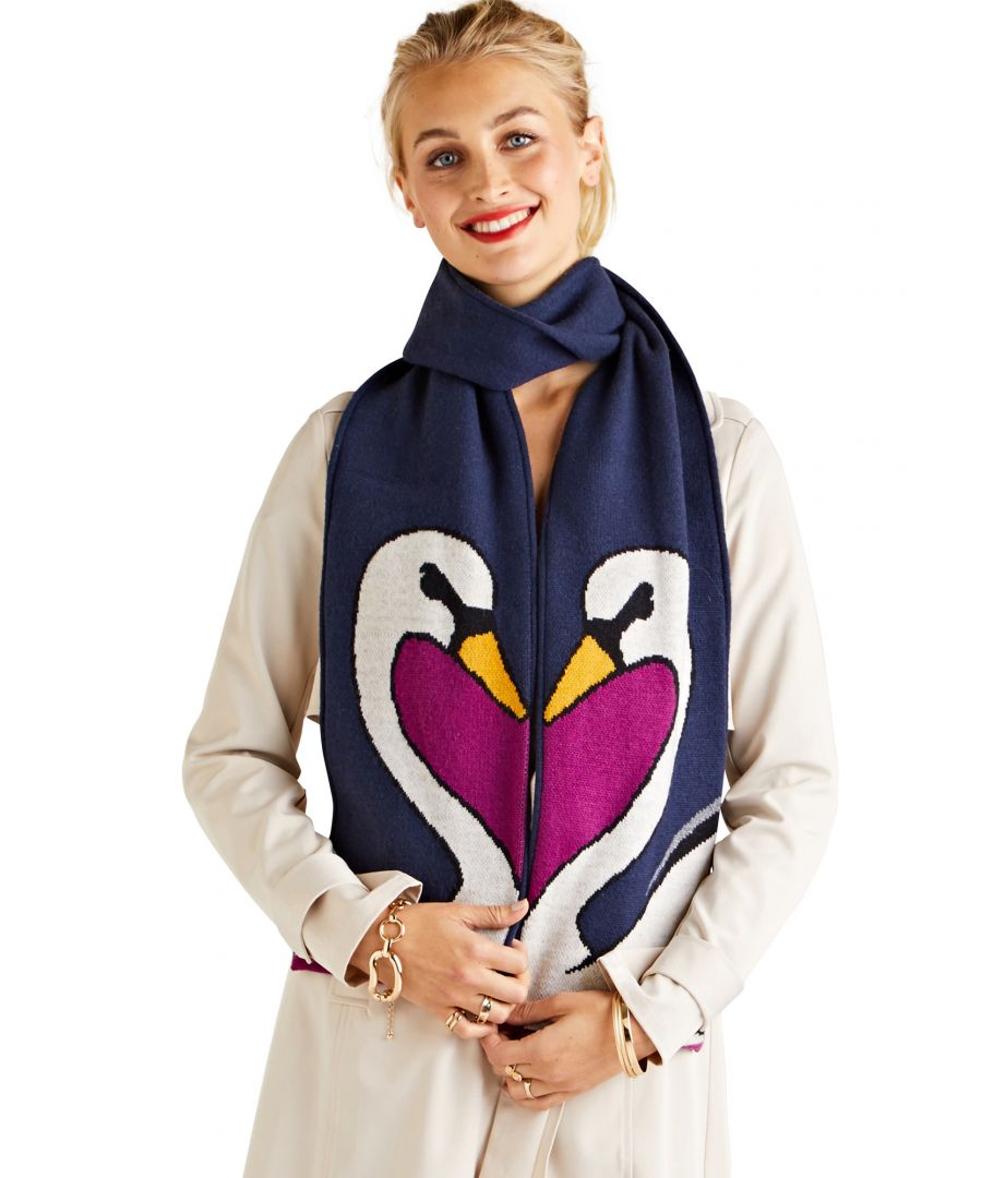 Image for Swan Scarf