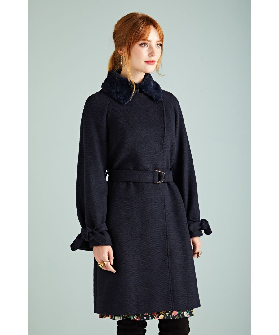 Image for WOOL TRENCH COAT