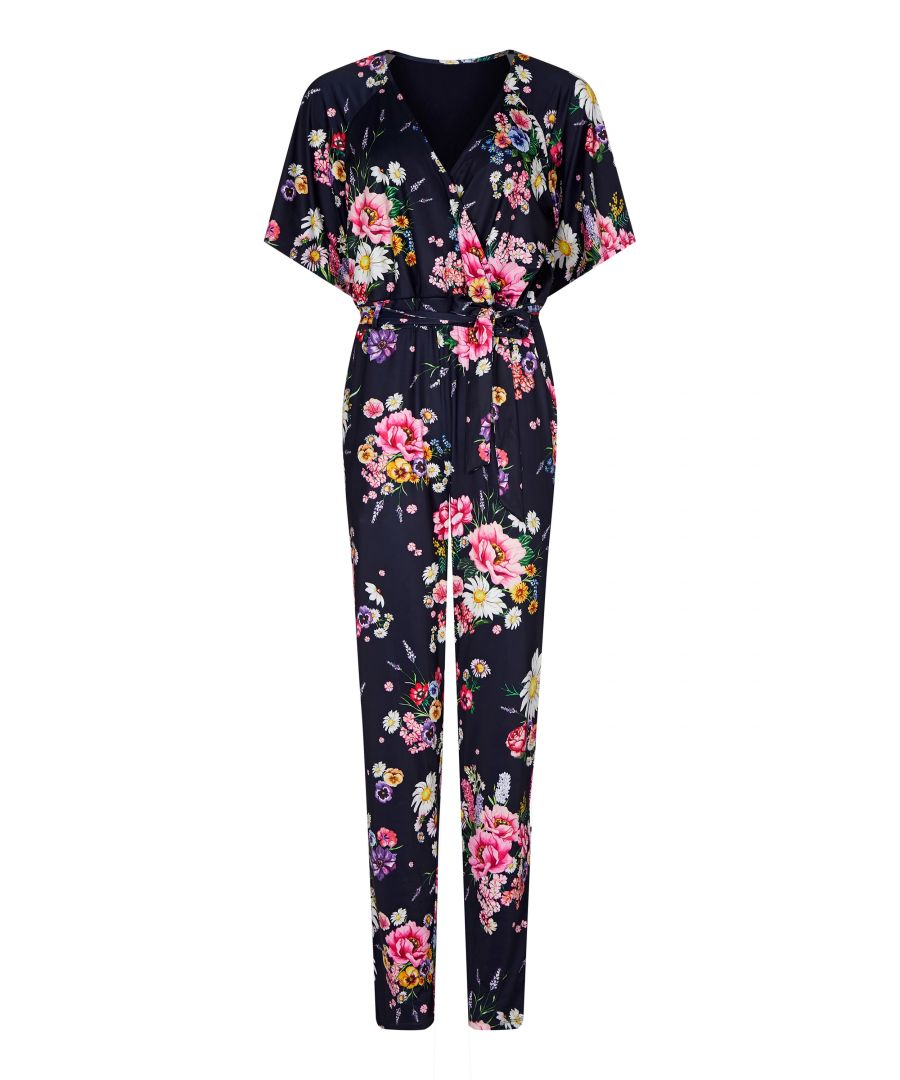 Image for Daisy Bouquet Jumpsuit