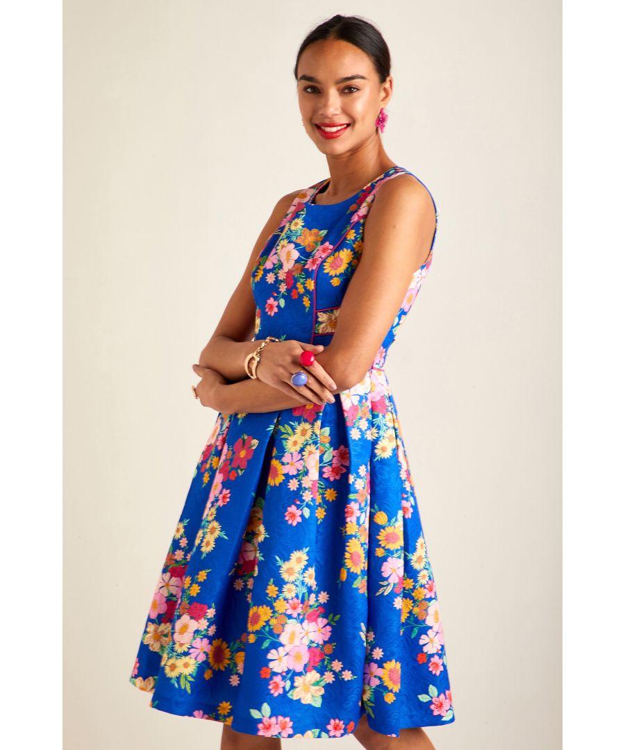 Image for Sunflower Print Dress