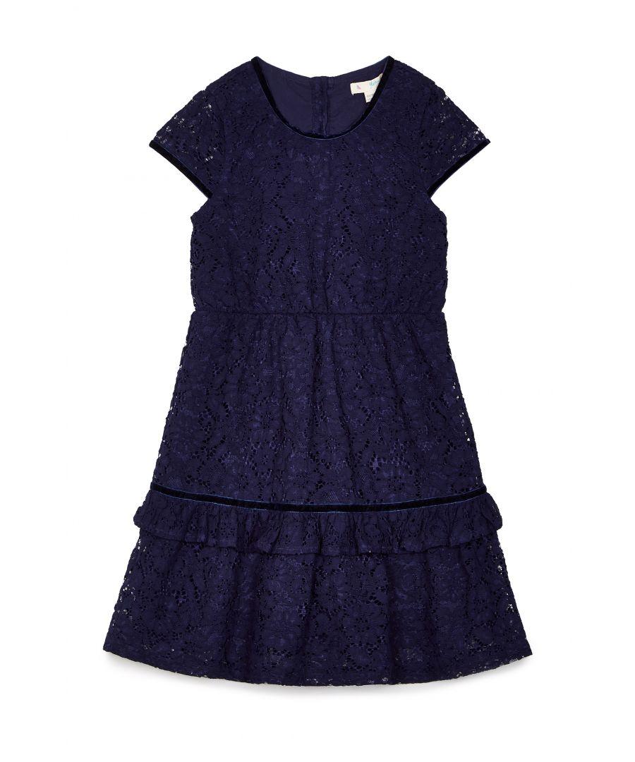Image for Lace Ribbon Dress
