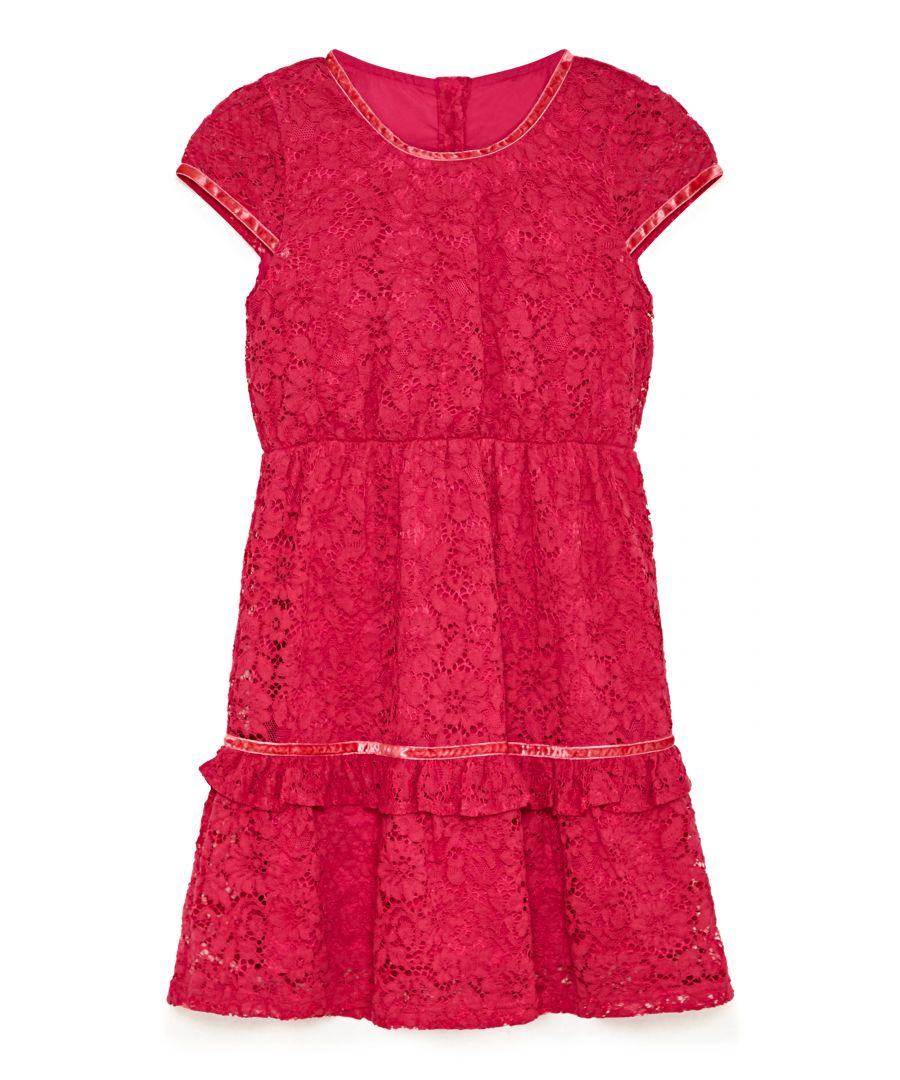 Image for Lace Ribbon Dress