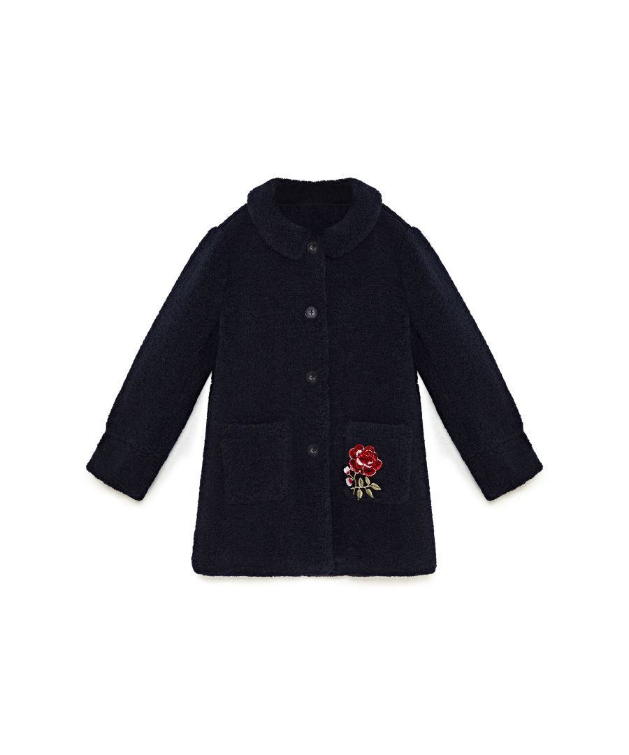Image for Cosy Rose Coat