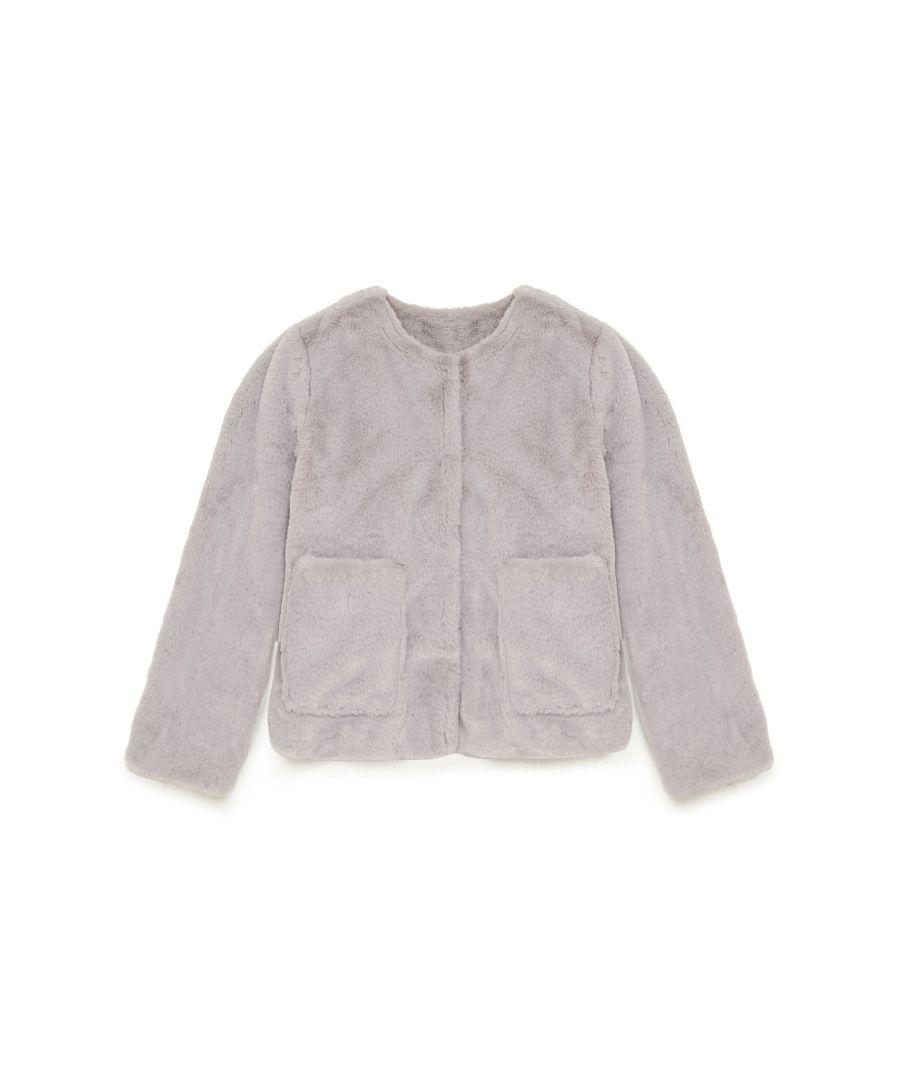 Image for Rosette Fur Coat