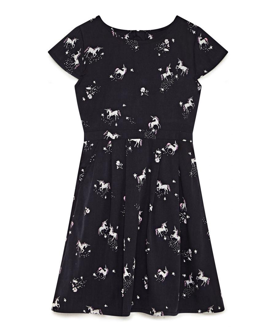 Image for Unicorn Print Dress