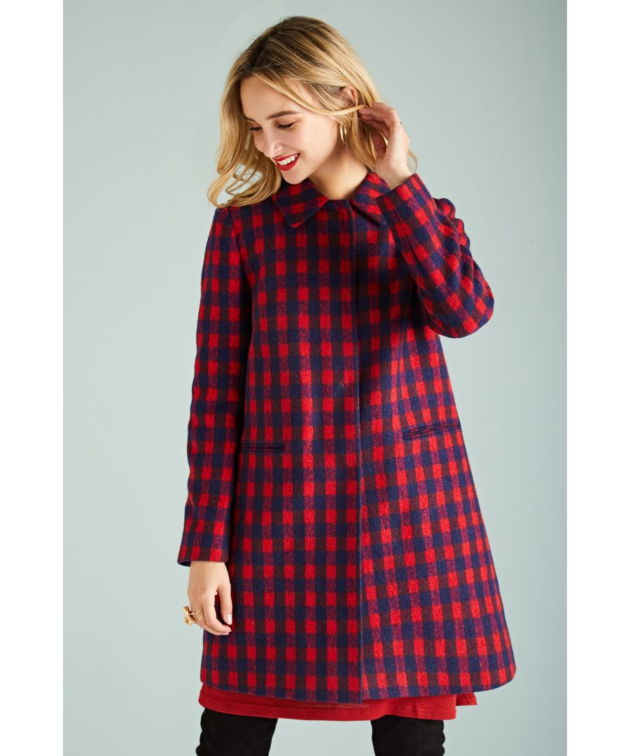 Image for Check Coat