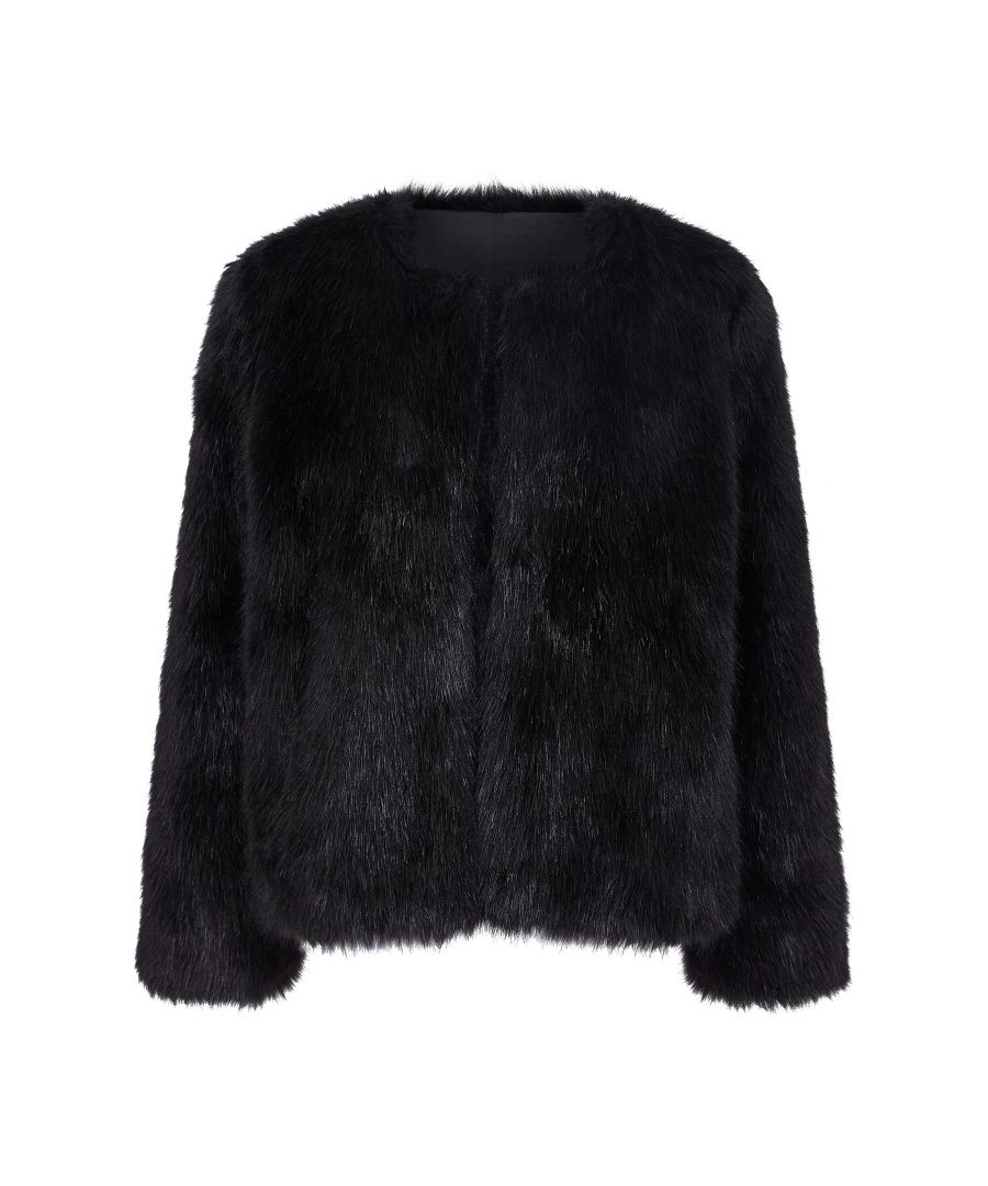 Image for Heavy Weight Fur Jacket