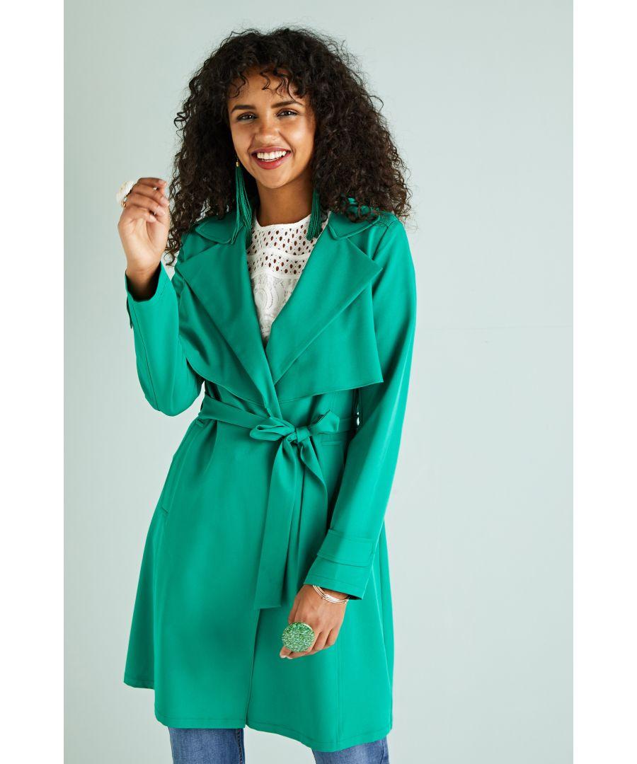 Image for Wrap Jacket