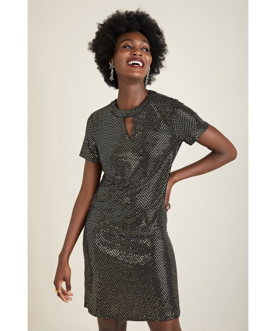 Image for Sparkle Sequin Tunic