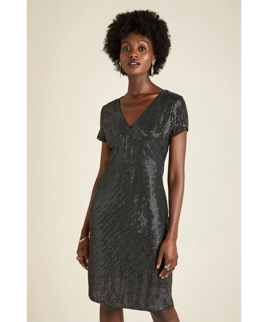 Image for Sequin Party Dress