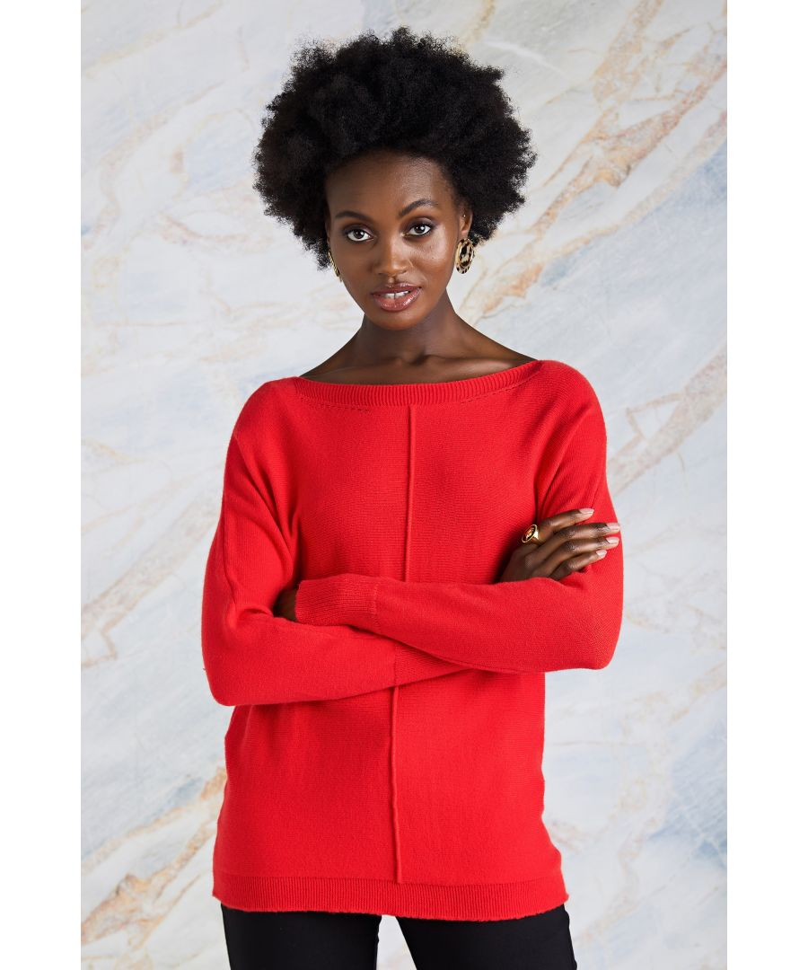 Image for Relaxed Knit Jumper