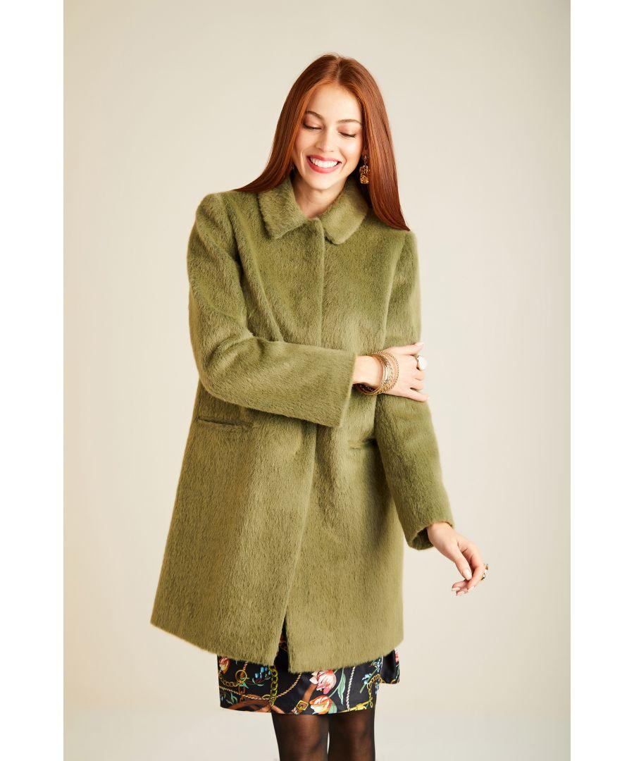 Image for Moleskin Brushed Coat