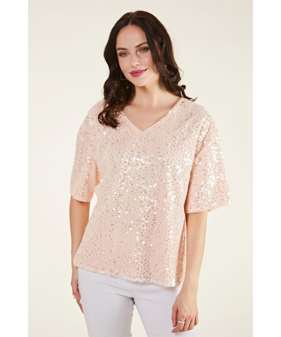 Image for Sequin Top