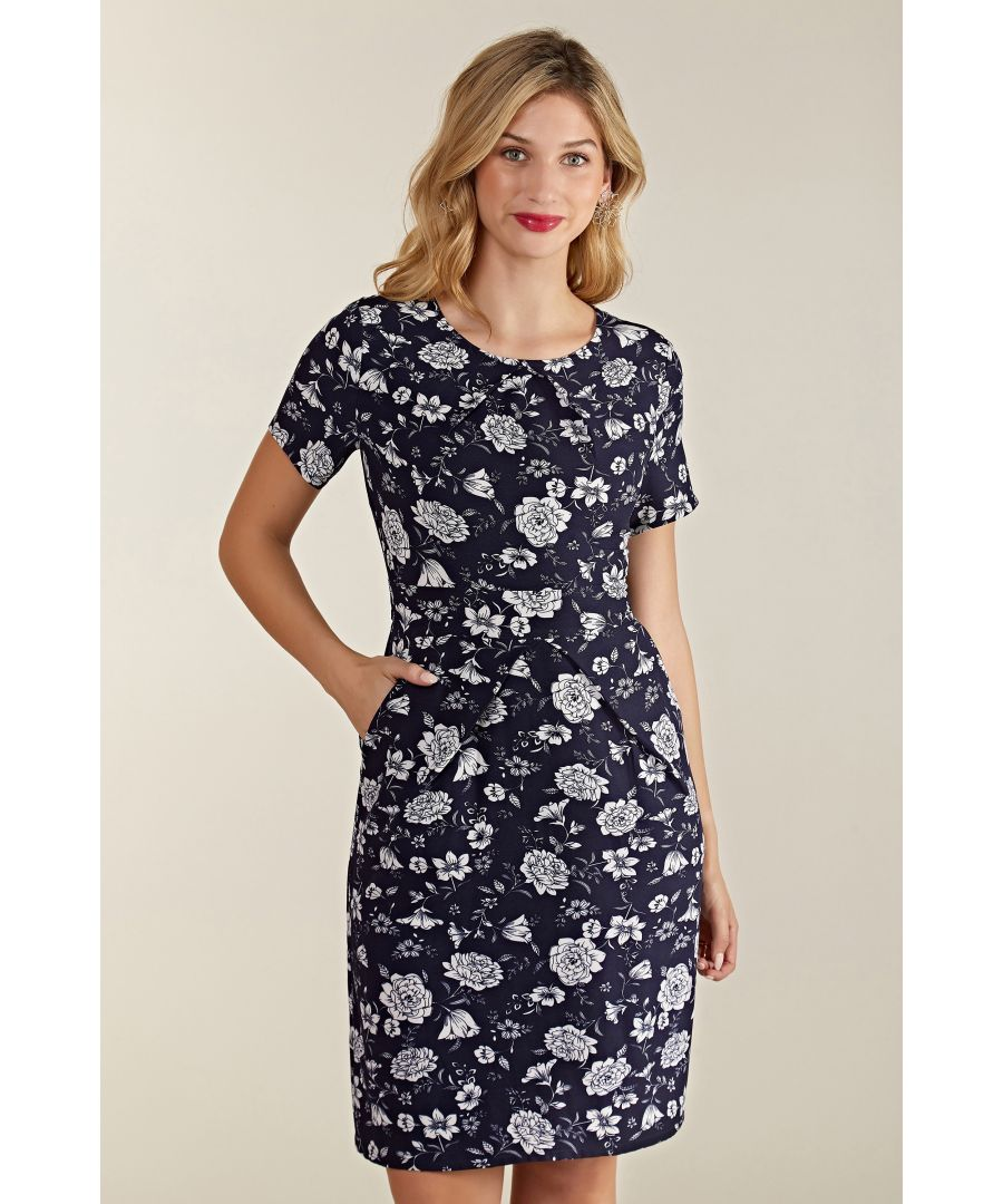 Image for Floral Print Pocket Dress