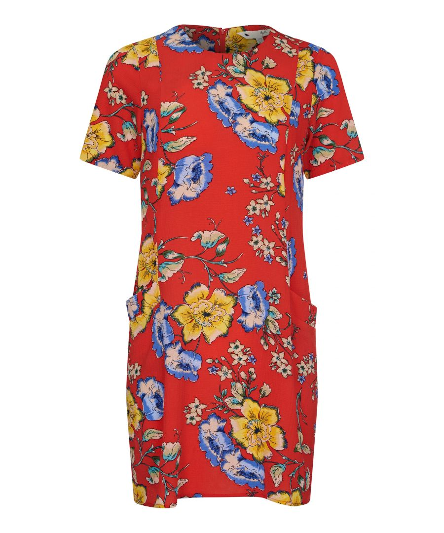 Image for Floral Pocket Tunic